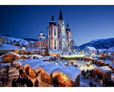 Advent in Mariazell 2014 – Fotos und Video zur Einstimmung