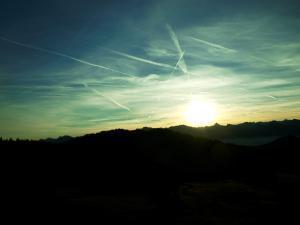 Sonnenaufgang: die vielleicht schönsten Gipfel für …