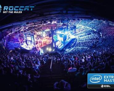 Kein Katzenjammer: ROCCAT ist neuer Sponsor von Intel Extreme Masters!