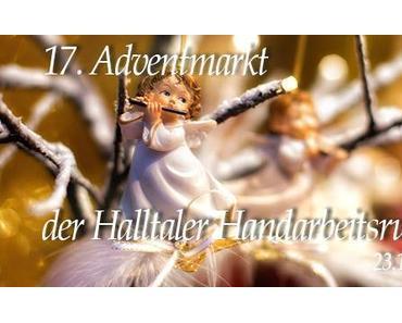 Termintipp: Adventmarkt der Halltaler Handarbeitsrunde