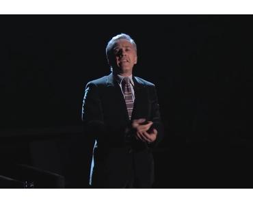 """Christoph Waltz – die Sesamstraße ist """"voller Verzweiflung"""" (Video live @ #KIMMEL)"""