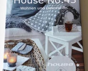 House No.43 Fotobuch und Basteleien