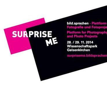 Surprise me — Plattform für Fotografie und Fotoprojekte
