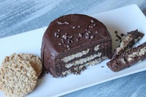 Sweet Sunday: Schoko-Cookie-Törtchen