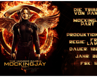 ¡Filmgedanken!: Die Tribute von Panem - Mockingjay Part 1