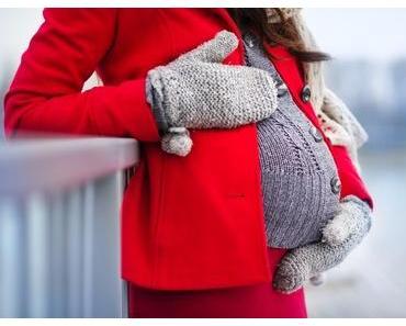 Worauf Schwangere in der kalten Jahreszeit achten sollten!