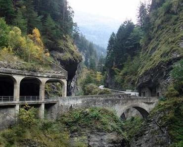 Urige Bergdörfer entlang der Viamala