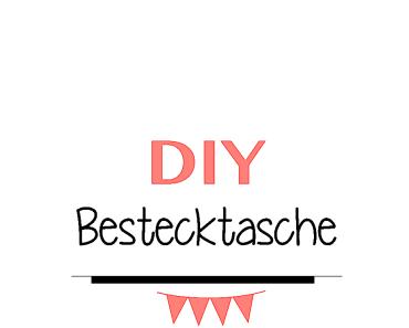 DIY Tischdekoration – Tasche für Besteck & Serviette