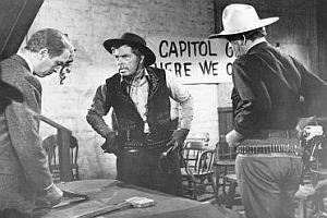 """""""Der Mann, der Liberty Valance erschoss"""" / """"The Man Who Shot Liberty Valance"""" [USA 1962]"""