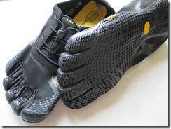Testbericht, Barfuß-Schuhe von FiveFingers