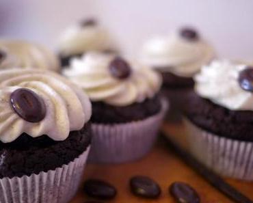 (Irish) Coffee or Mocha Cupcakes *vegan*