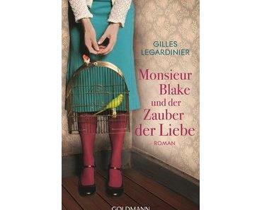 """[MINI-REZENSION] """"Monsieur Blake und der Zauber der Liebe"""""""