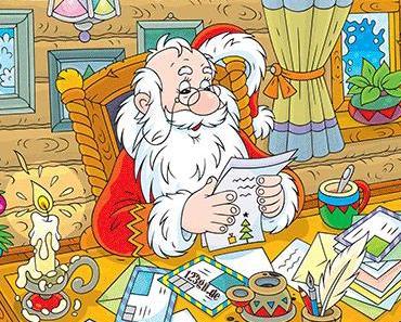 Der moderne Weihnachtsmann