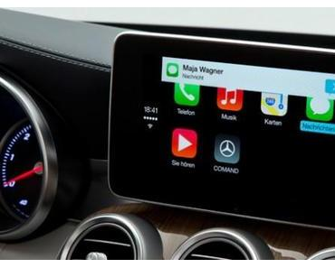 Video: Apple Carplay vs. Google Android Auto