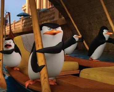 """Review: DreamWorks Animation setzt auf die Niedlichkeit in """"Die Pinguine aus Madagascar"""""""