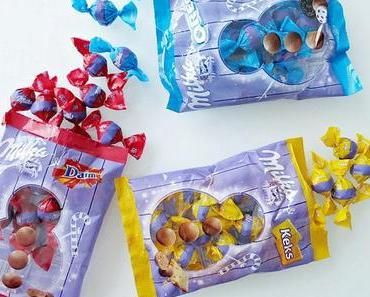 Milka-News #7 :: Milka Kugeln mit Oreo / Daim und Keks