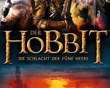 Rezension // Der Hobbit - Die Schlacht der fünf Heere. Das offizielle Begleitbuch (Jude Fisher)