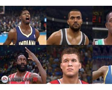 NBA LIVE 15 (PS4) im Test