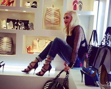 gx by Gwen Stefani: wunderschöne vegane Schuhe und Taschen in der neuen Kollektion