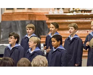 Wiener Sängerknaben Konzert in der Basilika Mariazell