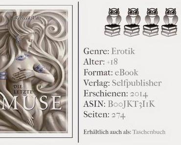 Die letzte Muse - Eine erotische Liebesgeschichte