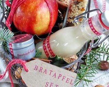 Bratapfel Set * Last Minute Geschenk Idee *