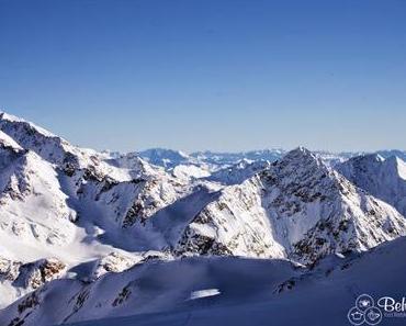Winterausflug in den Schnee