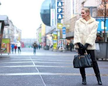 Upcyled eco-friendly fur