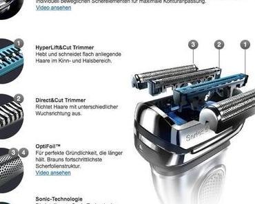Braun Series 9 Rasierer – ZG! Adventskalender 7.12.