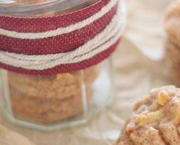 Bratapfel Cookies & Das Perfekte Dinner