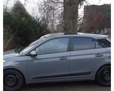 Probefahrt mit dem neuen Hyundai i20 – 2.Tag