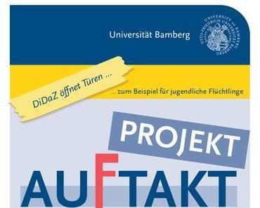 """Projekt """"Auftakt"""" – Studierende unterrichten ehrenamtlich minderjährige Flüchtlinge"""
