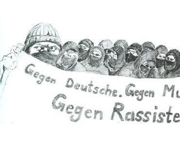 """""""Das sind doch Nazis oder?"""" - Das sind Antideutsche"""
