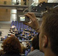 Jugendmedienworkshop im Bundestag