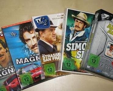 Serien der 80′er auf DVD