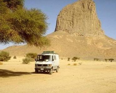 leben unterwegs: Algerien 1991