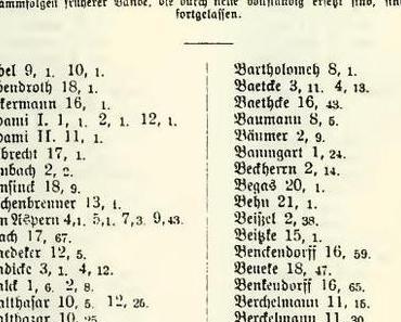 Deutsches Geschlechterbuch 2. Teil