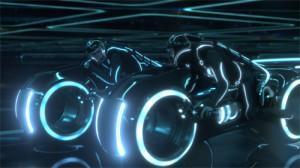 """Tron: Legacy"" Spezial zu den Cyber-Fahrzeugen"