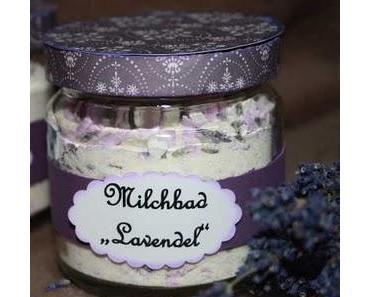 "Milchbad ""Lavendel"""