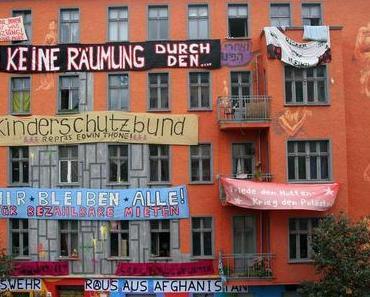 Berlin: Die Häuser denen die drin wohnen