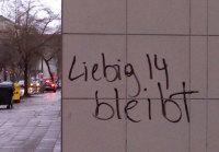 Berlin: Solidarität mit der Liebig14