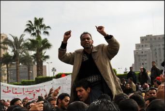 Das politische Dilemma mit Ägypten