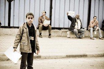 Aufstand in Ägypten