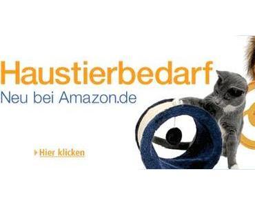 Haustierbedarf bei Amazon