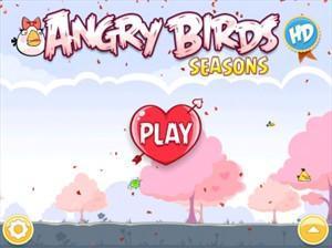 "Angry Birds ""Valentinstags Edition"" kommt nächste Woche."