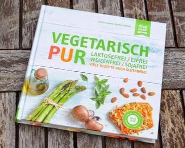Vegetarisch Pur - laktosefrei / eifrei / weizenfrei / sojafrei