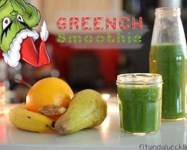 {Clean Eating} Greench Smoothie