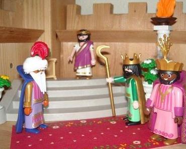 Türchen 16 vom Adventskalender – Die Sterndeuter im Palast des Herodes