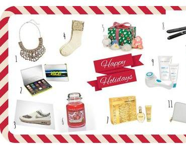 Gift Guide for Her {Girly Edition}