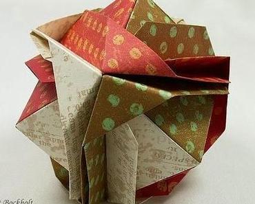 Origami-Kugel